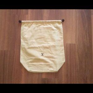 LOUIS VUITTON Dust Bag EUC HAVE 7